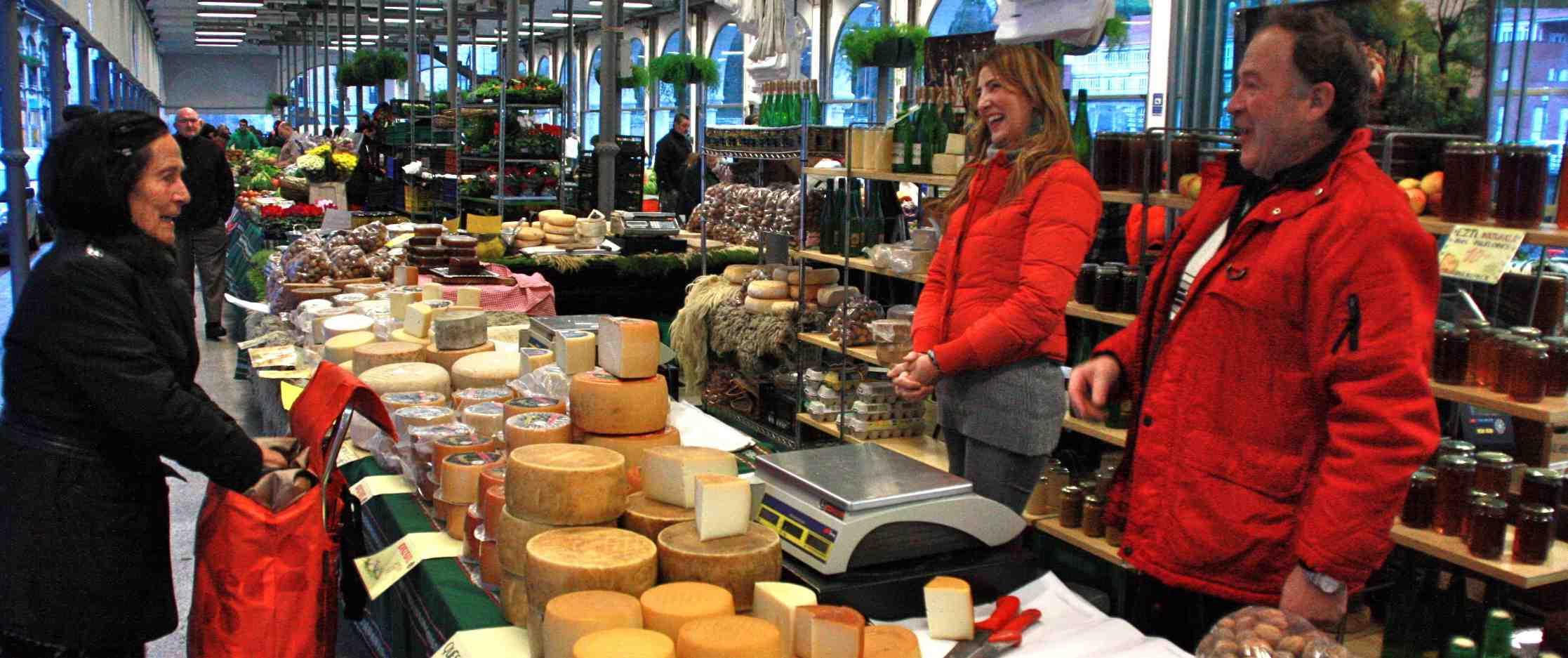 Visit the farmer´s market - Besuchen Sie mit uns den Gemüsemarkt!