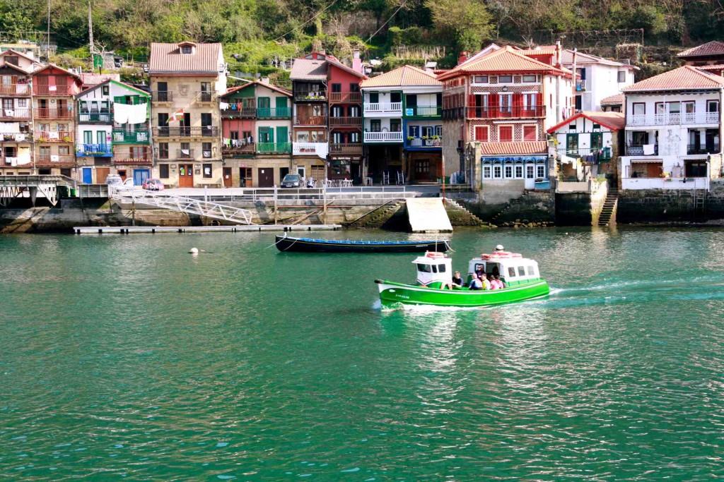 Pasaia Hafen Tour