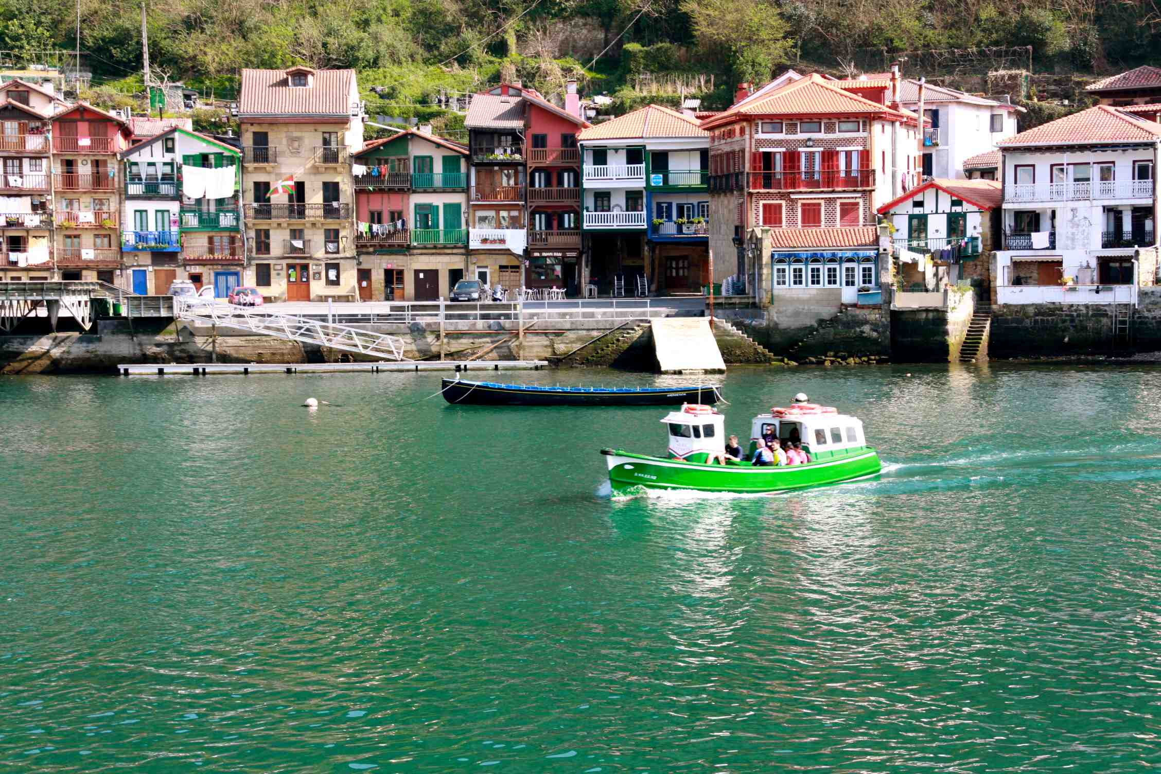 Pasaia Port Tour